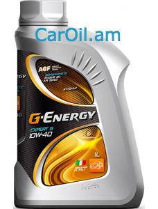 G-ENERGY EXPERT G 10W-40 1L Կիսասինթետիկ