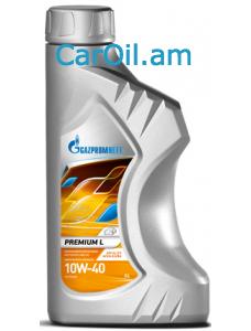 GAZPROMNEFT Premium L 10W-40 1L Կիսասինթետիկ