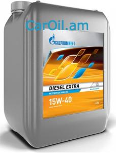 GAZPROM Diesel Extra 15W-40 10L