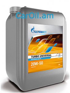 GAZPROMNEFT Turbo universal 20W-50 20L Միներալ
