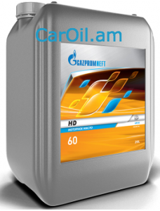 GAZPROMNEFT HD 60 Միներալ 20L