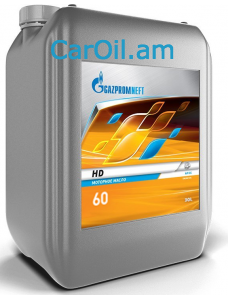 GAZPROMNEFT HD 60 Միներալ 30L