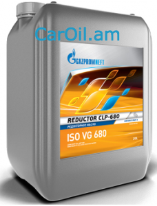GAZPROMNEFT REDUCTOR CLP-680 20L