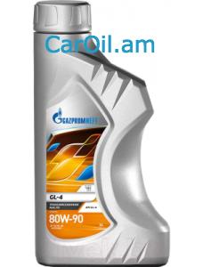 GAZPROMNEFT GL-4 80W-90 1L, Տրանսմիսիոն յուղ