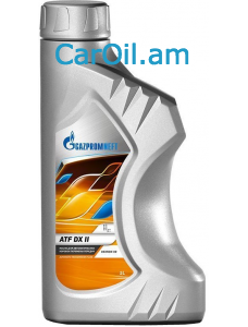 GAZPROM ATF DX II 1L, Տրանսմիսիոն յուղ