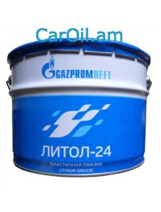 GAZPROMNEFT Լիտոլ-24 (ЛИТОЛ-24) 4կգ