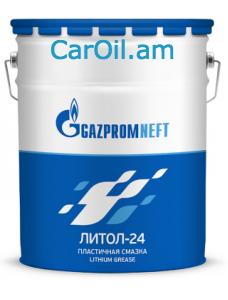 GAZPROMNEFT Լիտոլ-24 (ЛИТОЛ-24) 18կգ