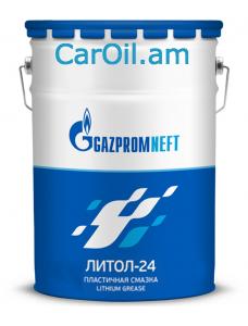 GAZPROMNEFT Լիտոլ-24 (ЛИТОЛ-24) 45կգ