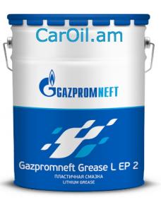 GAZPROMNEFT GREASE L EP 2 18կգ