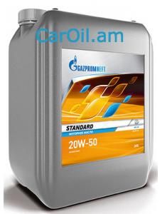 GAZPROMNEFT Standard 20W-50 20L Միներալ