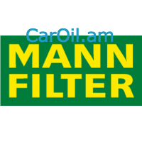 Մեքենայի սրահի զտիչներ (фильтры) MANN