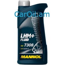 MANNOL Հիդրավլիկայի յուղ LHM+ Fluid 0.5L