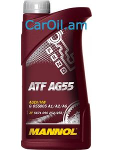 MANNOL ATF AG55 Դեղին 1L Սինթետիկ