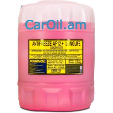 MANNOL Longlife Antifreeze AF12+ 20L Կարմիր