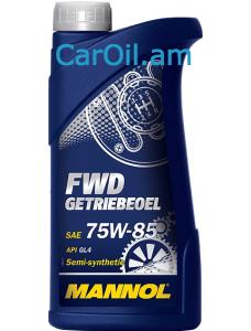 MANNOL FWD Getriebeoel 75W-85 1L