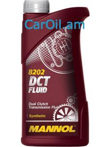 MANNOL 8202 DCT Fluid 1L Սինթետիկ