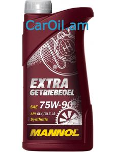 MANNOL Extra Getriebeoel 75W-90 1L