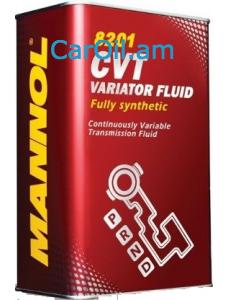 MANNOL CVT Variator Fluid Դեղին 4L Սինթետիկ