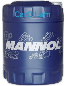 MANNOL TS-7 UHPD 10W-40 10L, Կիսասինթետիկ
