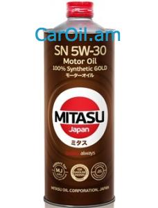 MITASU GOLD 5W-30 1L Լրիվ սինթետիկ
