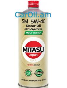 MITASU 5W-40 1L Լրիվ սինթետիկ