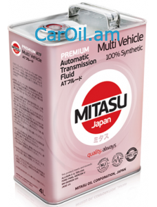 MITASU PREMIUM MULTI VEHICLE ATF 4L Լրիվ սինթետիկ