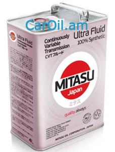 MITASU CVT ULTRA FLUID 4L Լրիվ սինթետիկ