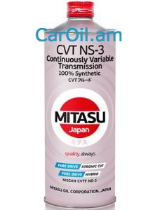 MITASU MITASU CVT FLUID NS-3 1L Լրիվ սինթետիկ