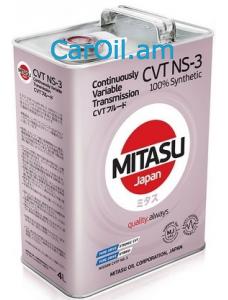 MITASU MITASU CVT FLUID NS-3 4L Լրիվ սինթետիկ