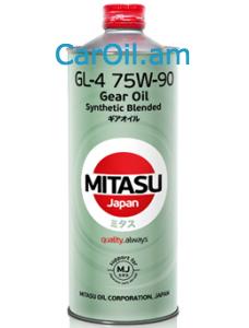 MITASU GEAR OIL GL-4 75W-90 1L
