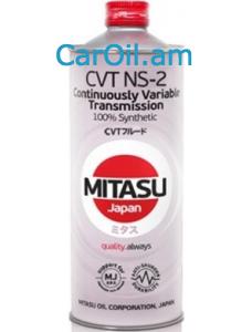 MITASU CVT NS-2 1L Լրիվ սինթետիկ