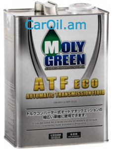 MOLYGREEN ATF ECO ATF 4L
