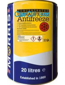 Morris Antifrreze Concentrate (-80) 20Լ Կարմիր