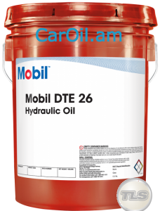 MOBIL Hydraulic DTE 26 ISO 68  20L