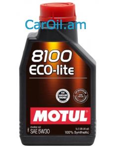 MOTUL ECO-LITE 5W-30 1L Լրիվ սինթետիկ