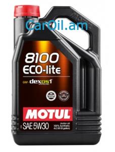 MOTUL ECO-LITE 5W-30 4L Լրիվ սինթետիկ