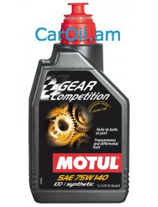 MOTUL GEAR COMPETITION 75W-140 1L սինթետիկ