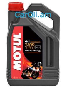 MOTUL 7100 4T 10W-50 4L Լրիվ սինթետիկ