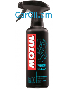 MOTUL E3 WHEEL CLEAN 0.4L