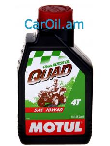 MOTUL QUAD 4T 10W40 1L Կիսասինթետիկ