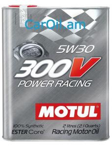 MOTUL 300V Power Racing 5W-30 2L Լրիվ սինթետիկ