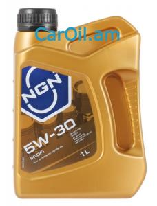 NGN PROFI 5W-30 1L Լրիվ Սինթետիկ