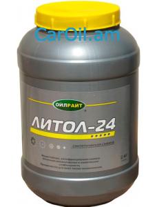 OILRIGHT LITOL-24 2kg