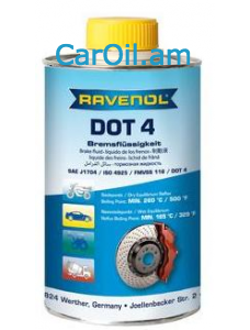 RAVENOL DOT 4 250ml