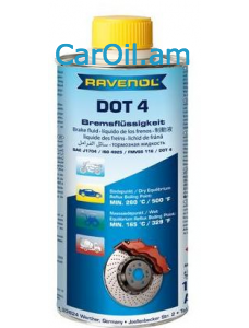 RAVENOL DOT 4 500ml