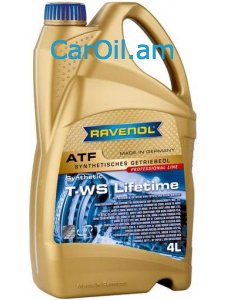 RAVENOL ATF T-WS Lifetime 4Լ Սինթետիկ