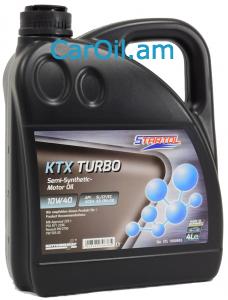 STARTOL KTX TURBO 10W-40 4L Կիսասինթետիկ