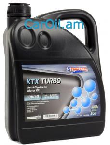 STARTOL KTX TURBO 10W-40 5L Կիսասինթետիկ