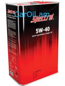 Spectrol CAPITAL 5W-40 4L Կիսասինթետիկ