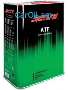 Spectrol ATF Dexron III 4L